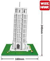 Nanoblocks De toren van pisa - Wise hawk