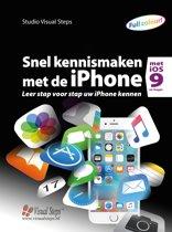 Snel kennismaken met de iPhone met iOS 9
