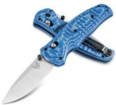 Benchmade VOLLI Blue Limited edition 2016