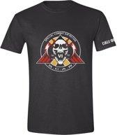 Call of Duty Infinite Warfare - S.C.A.R. Mannen T-Shirt - Zwart - M