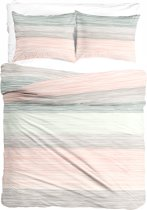 Snoozing Mandy - Dekbedovertrek - Lits-jumeaux - 270x200/220 cm + 2 kussenslopen 60x70 cm - Multi kleur