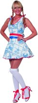 Holland jurk Maat 40