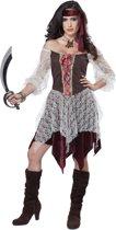 Sexy piraten kostuum voor vrouwen  - Verkleedkleding - Small