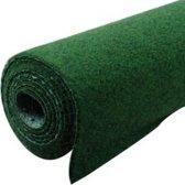 Grastapijt met nop - 100 x 200 cm donker groen