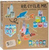 Re-cycle-me knutselpakket spelletjes