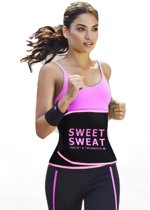 Sweet Sweat Waist Trimmer Roze