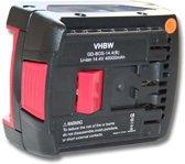 14,4V 4000mAh Accu Batterij Bosch GSR 14.4 V-LIN2