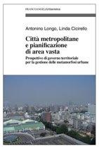 Città metropolitane e pianificazione di area vasta. Prospettive di governo territoriale per la gestione delle metamorfosi urbane