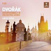 Libor Pesek - Dvorak: The 9 Symphonies
