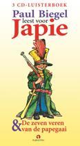 Japie & De zeven veren van de papegaai - luisterboek