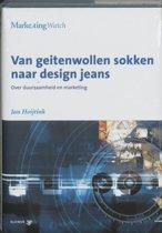 Van geitenwollen sokken naar design jeans