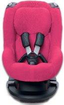 Briljant Baby autostoelhoes - maat 1 met rugsteun - Fuchsia