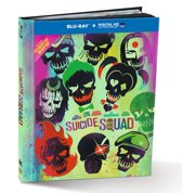 Suicide Squad (Extended Blu-ray Digibook) (Exclusief bij bol.com)