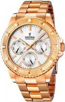 Festina boyfriend F16786/1 Vrouwen Quartz horloge