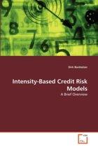 Intensity-Based Credit Risk Models