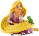 Rapunzel met Pascal