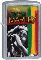 Aansteker Zippo Bob Marley Singing