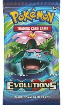 Pokemon Kaarten XY12 - Evolution Booster