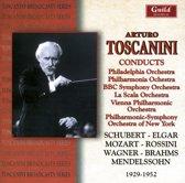 Toscanini/Bbc Sym.Orch./Wiener Phil - Toscanini Dir.Schubert/Mozart/+