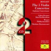 Violin Concertos Nos.1-5/Sinfonia Concertante