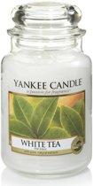 Yankee Candle Large Jar White Tea