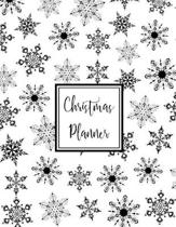 Christmas Planner: The Ultimate Christmas Holiday Organizer Journal Notebook