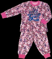 Frogs and Dogs Meisjes Pyjama Wild Girl Panther Print