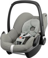 Maxi-Cosi Pebble Q Design - Autostoel - Grey Gravel