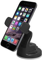 iOttie Easy View 2 Universal Car Mount Holder for iPhone 7/7 Plus, 6/6s, 6/6s Plus, 5s/5c/4S - Black