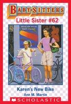 Karen's New Bike (Baby-Sitters Little Sister #62)