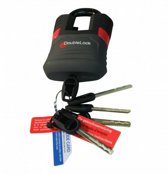 Padlock Fixed SCM lock los slot
