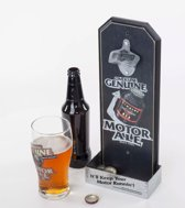 Harley-Davidson Motor Ale Wall Mount Flessen Opener