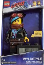 Wekker LEGO The Movie 2 Wyldstyle
