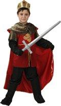 Middeleeuwse koning kostuum voor jongens - Kinderkostuums - 122/134