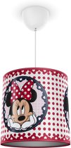 DIS-MINNIE MOUSE-pendant-Red