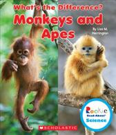 Monkeys and Apes (Rookie Read-About Science