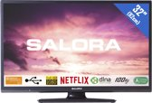 Salora 9200 series 32LED9202FCS 32'' Full HD Smart TV Zwart LED TV