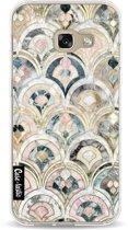 Casetastic Softcover Samsung Galaxy A3 (2017)  - Art Deco Marble Tiles