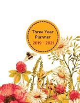 Three Year Planner 2019 - 2021 Axle