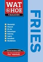 Omslag van 'Wat & Hoe taalgids Fries'