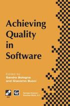 Achieving Quality in Software
