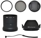 KIWI Lens adapter kit voor Sony DSC-HX300
