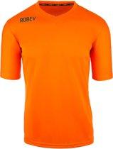 Robey Score SS - Voetbalshirt - Kinderen - Oranje - Maat 164