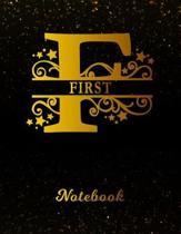 First Notebook