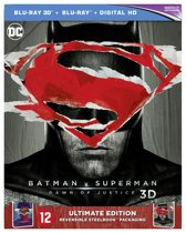 Batman v Superman: Dawn of Justice Ultimate Edition (2D + 3D Blu-ray Steelbook)