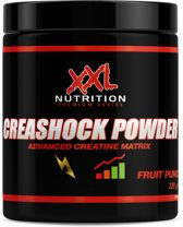CreaShock Powder - 320 gram - Fruit Punch