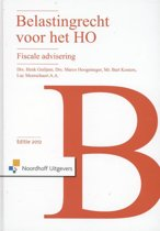 Belastingrecht voor het ho 2012