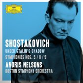 Shostakovich Under Stalin'S Shadow - Symphonies No