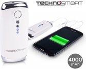Powerbank met Selfie Remote - 4000 mAh