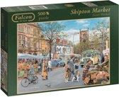 Falcon Skipton Market 500 stukjes - Legpuzzel